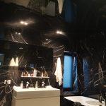 tavan extensibil negru